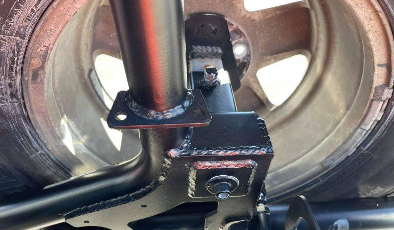 JEEP WRANGLER 2.8 CRD MTX RUBICON 2 LUGARES 200 CV ANO 2009 full